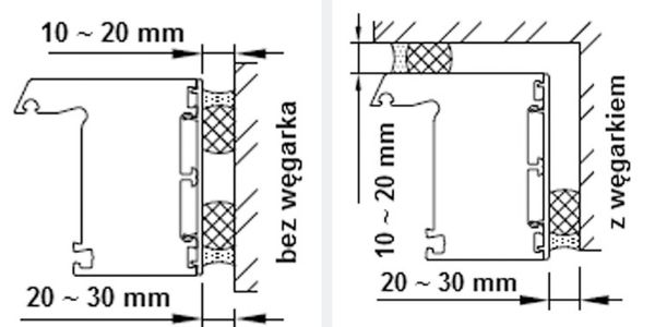 Instrukcje montażu - Kabiny prysznicowe | Radaway