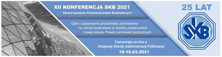 XII Konferencja SKB