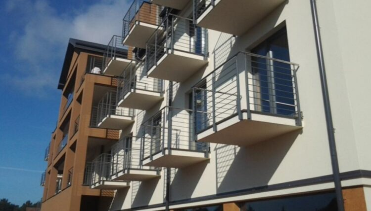 leier balkon prefabrykowany