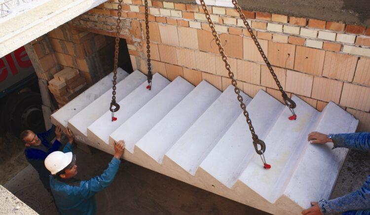 schody prefabrykowane