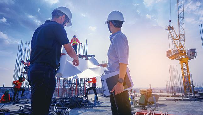 praktyka zawodowa w budownictwie