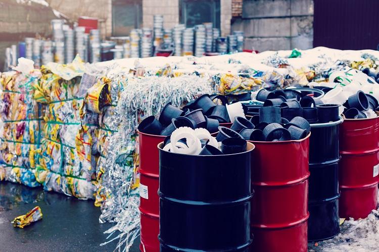 magazynowanie odpadów
