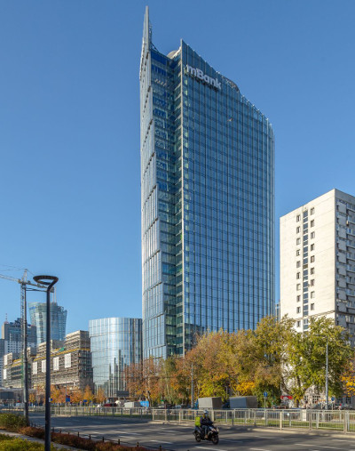 Wieża Mennica Legacy Tower