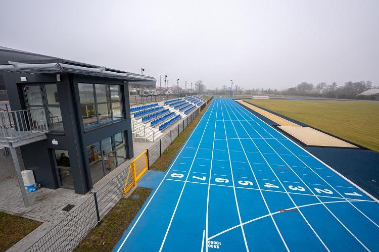 arena lekkoatletyczna tychy