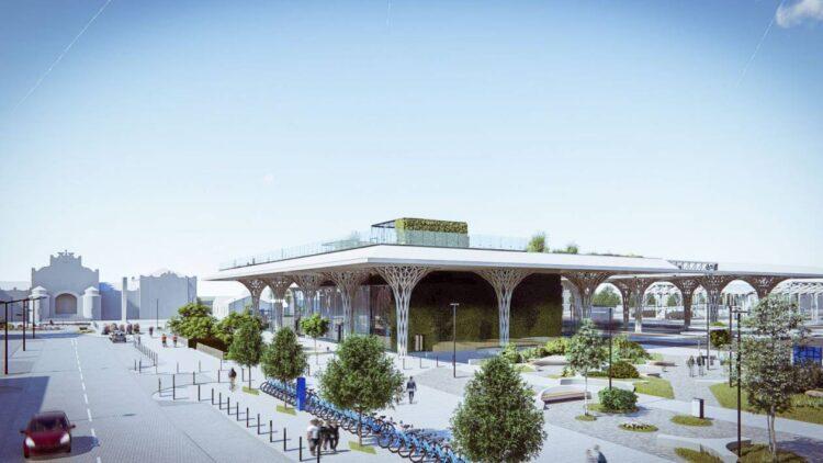 Dworzec Metropolitalny