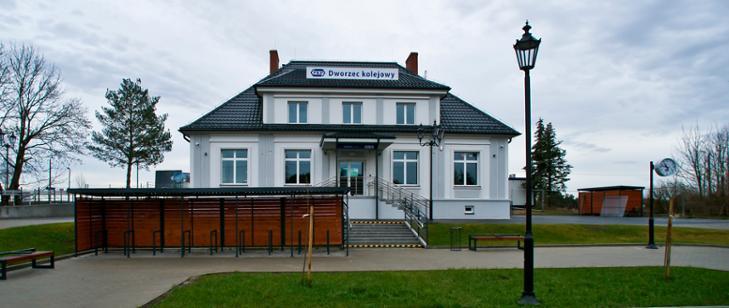 Dworzec Siemiatycze