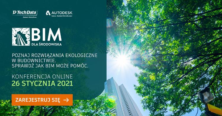 Konferencja BIM dla środowiska