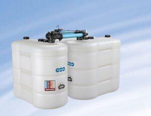 Zbiornik do przechowywania oleju opałowego TrioSafe 1100 Plus