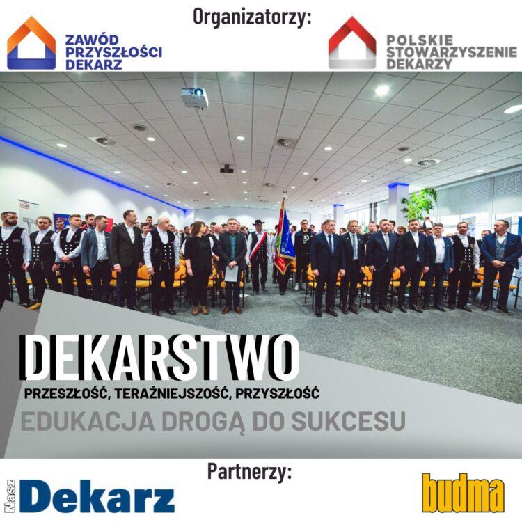 KONFERENCJA Polskiego Stowarzyszenia Dekarzy