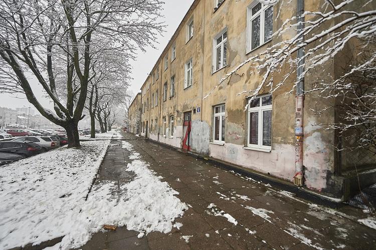 kamieniaca Łódź