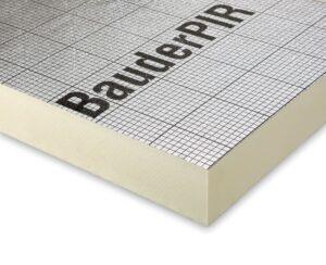 Płyta do termoizolacji tarasów BauderPIR FA TE gr. 160 mm