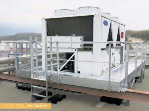 Pomosty technologiczne na dach VECTAWAY®