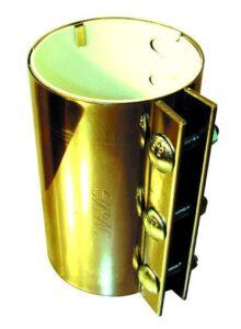 Złączka rurowa EURAC typ M, Ø maks. 114,3 mm