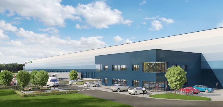 Centrum logistyczne GLP