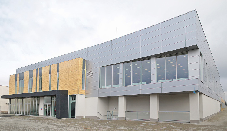 Centrum sportowo-rekreacyjne w Jarocinie