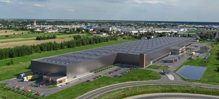 Warsaw II Logistics Centre