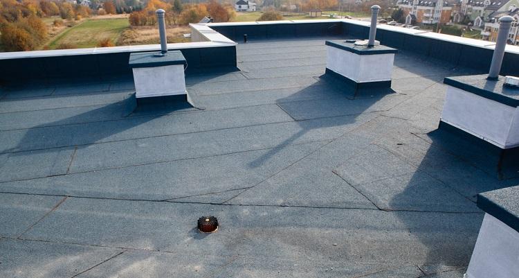 dach płaski