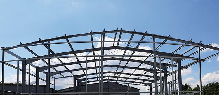 Konstrukcja hali stalowej