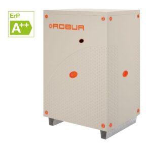 Gazowa absorpcyjna pompa ciepła gruntowa GAHP-GS