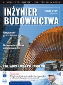 """""""Inżynier budownictwa"""" KWIECIEŃ 2021"""