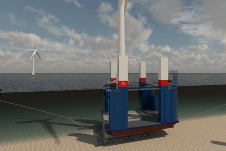 Fabryka fundamentów farm wiatrowych