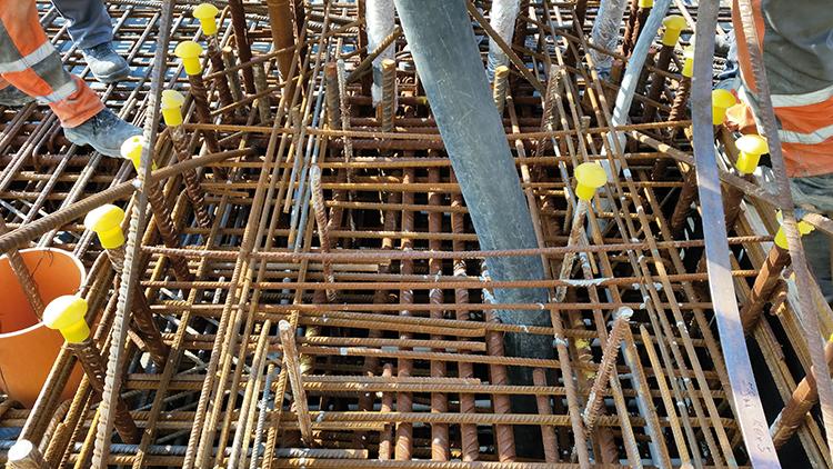 współpraca betonu i stali