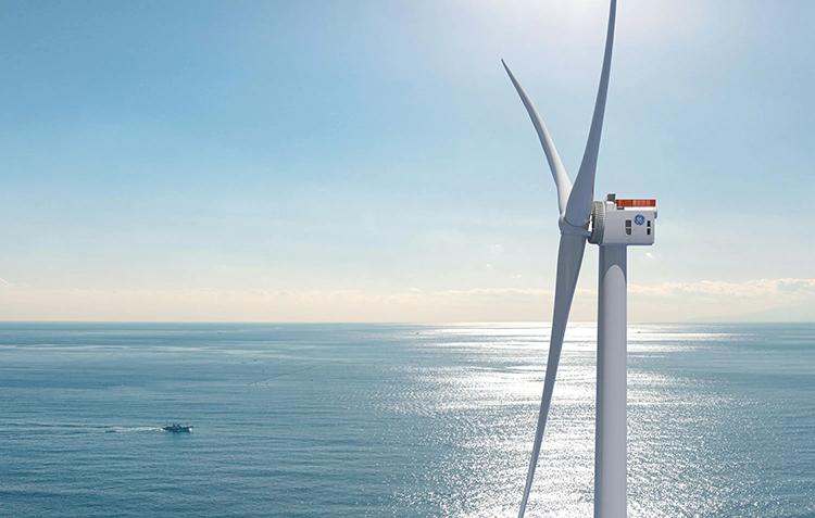 Morskie elektrownie wiatrowe