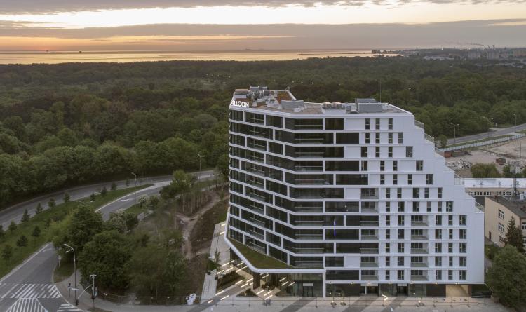 Apartamentowiec Tarasy Bałtyku
