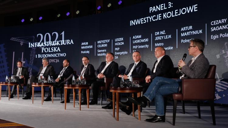 """Konferencję """"Infrastruktura Polska i Budownictwo"""""""