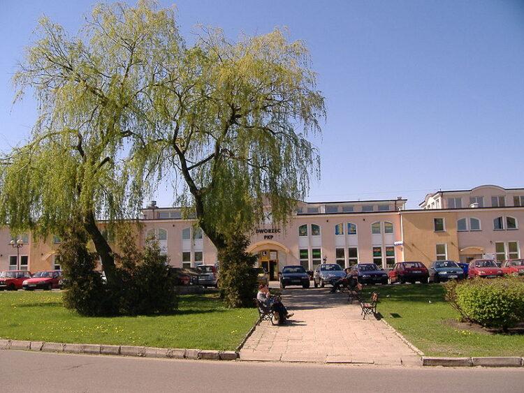 Dworzec PKP w Siedlcach