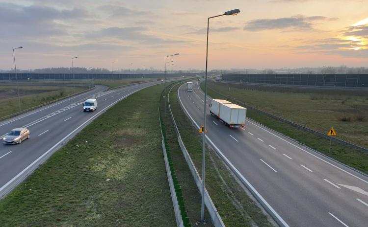 A2 Łódź–Warszawa
