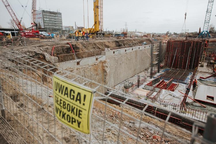 Przebudowa stacji Warszawa Zachodnia