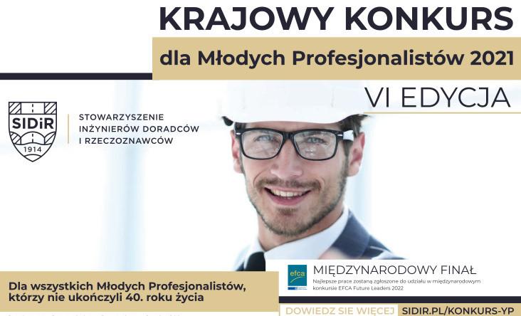 Konkurs dla Młodych Profesjonalistów