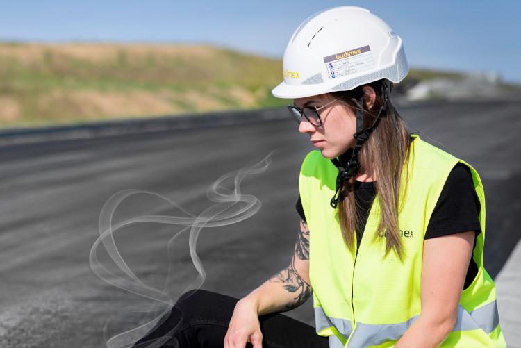Pachnący asfalt