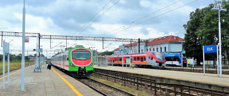 Stacja Ełk