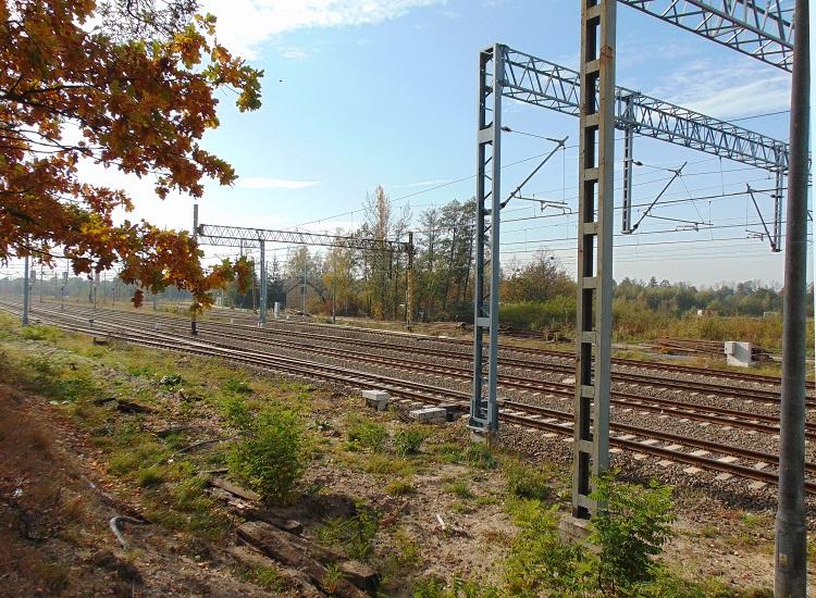 linia kolejowa Łódź - Wrocław