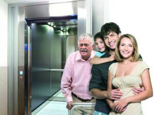 Winda domowa Home Lift® udźwig 250 kg