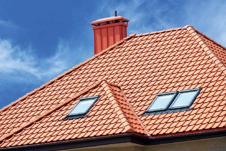 dach skośny