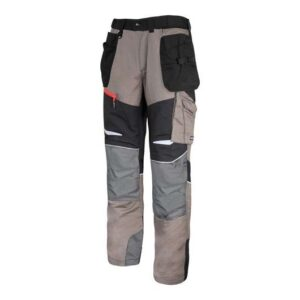 Spodnie robocze ochronne do pasa Slim Fit LAHTI PRO